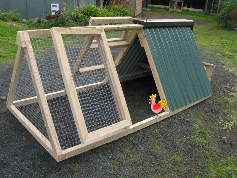 Plans learn how build small chicken coop on guinea hen house plans