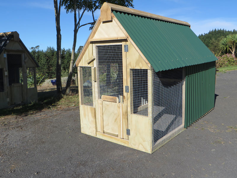 New Plan Small Hen House Plans Free